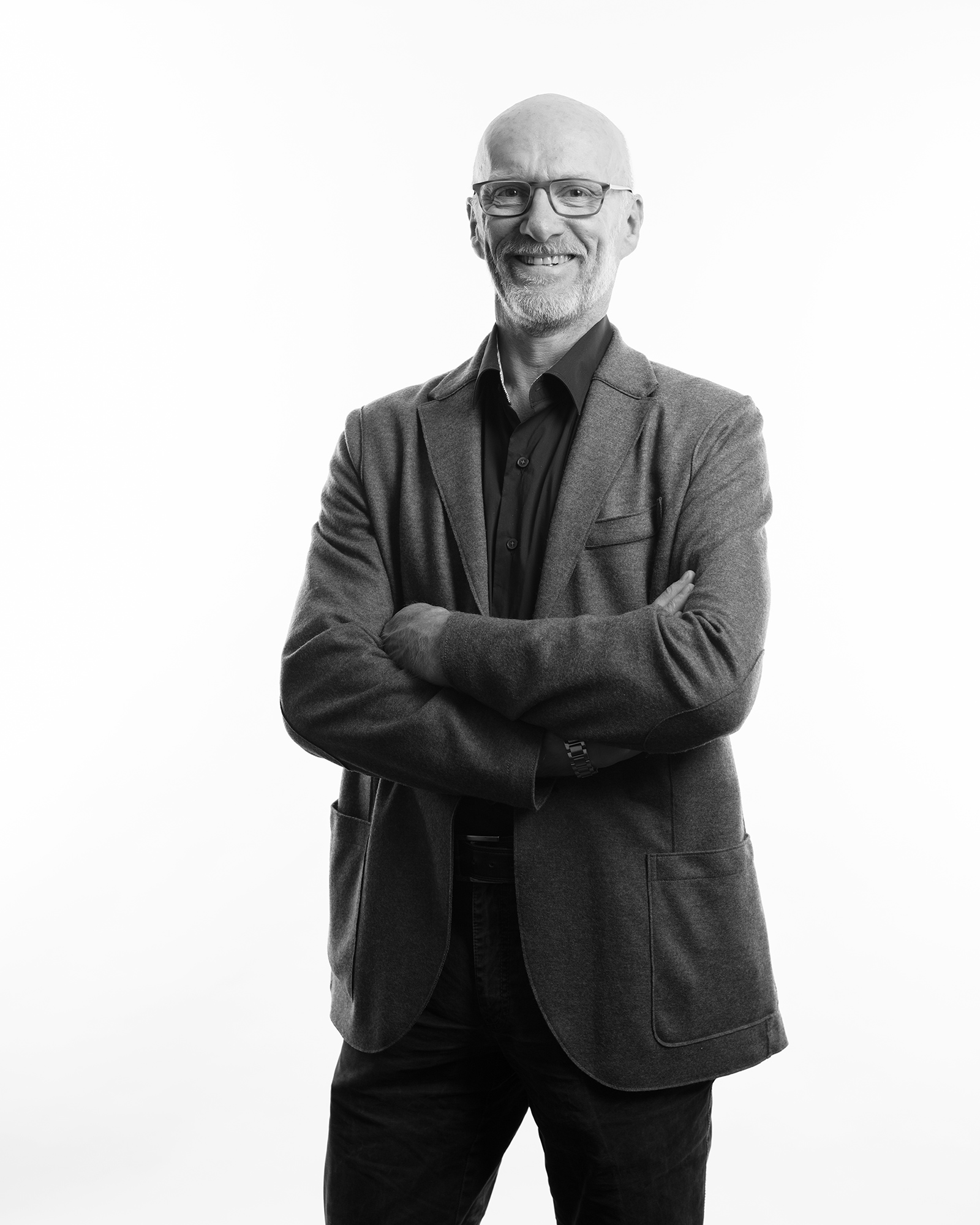 Bjørn Erik Olsen General director, Kulturnæringsstiftelsen SpareBank 1 Nord-Norge (c) Knut Åserud/Arctic Arts Festival
