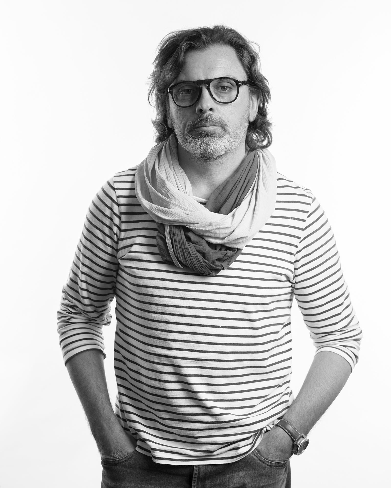 Marek Ranis Visual artist, USA (c) Knut Åserud/Arctic Arts Festival