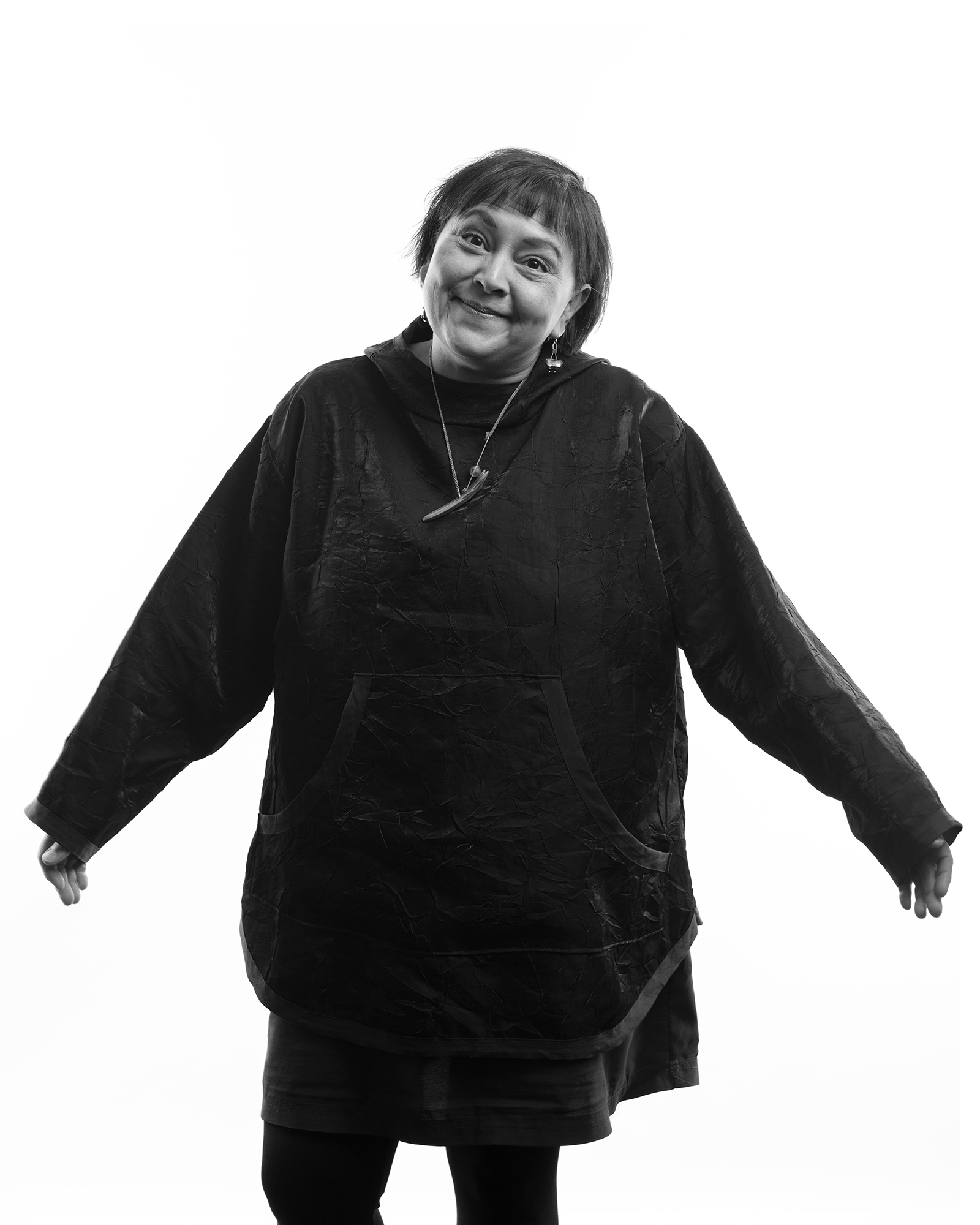 Sonya Kelliher-Combs Visuel artist, USA (c) Knut Åserud/Arctic Arts Festival